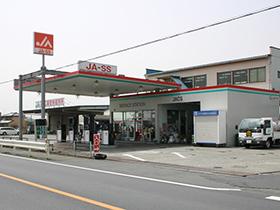 東松山給油所外観